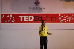 Ted Club Audition