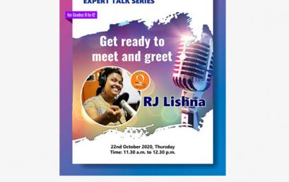 Get ready to meet & greet