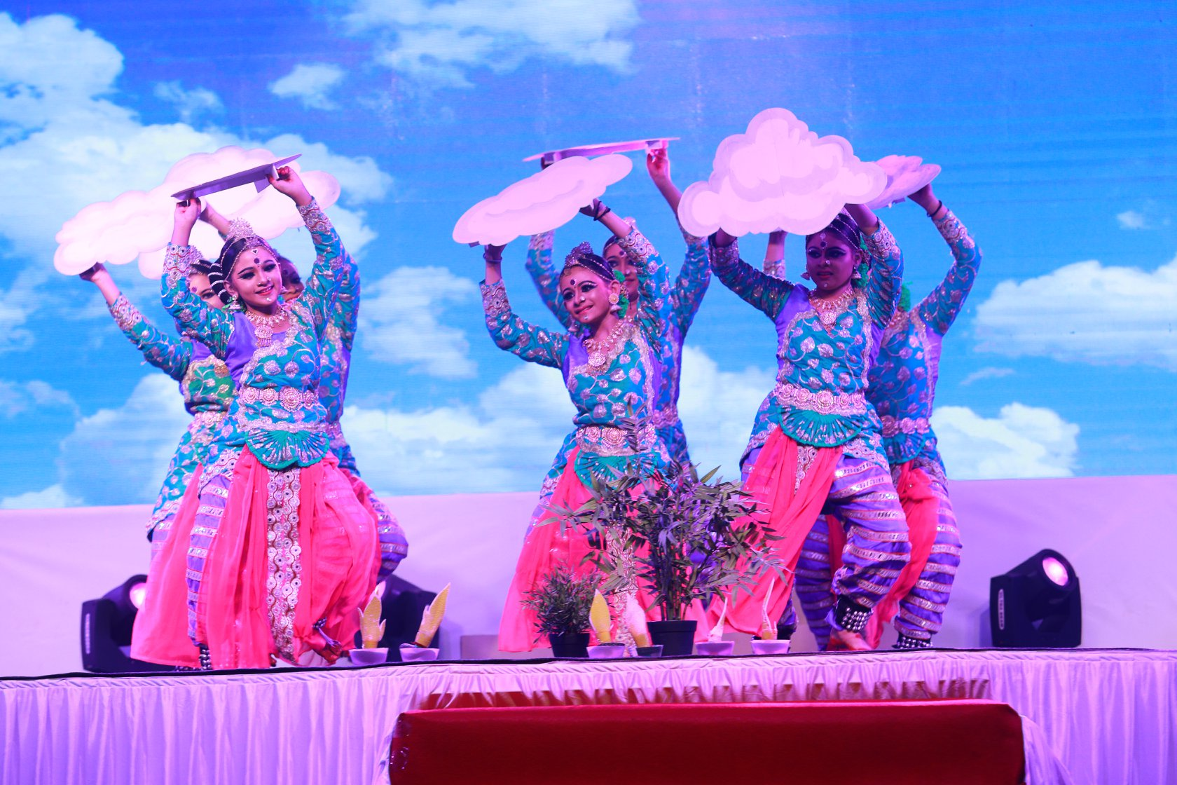 Glimpses of Annual Day – Aavishkar 2018-19