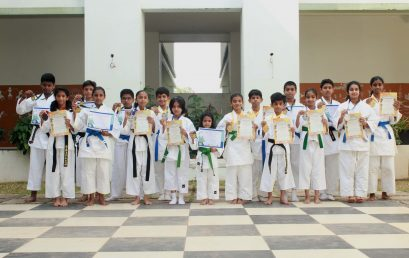 Winners of 36th Budokan Karate Do India National championship
