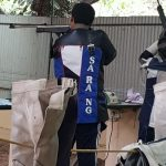 Silver and Bronze medals in the Open Sight Air Rifle Championship