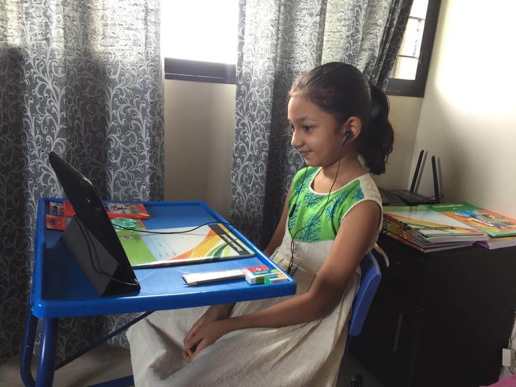 Online Classes – Grade 1 to 7