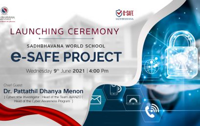 Sadhbhavana's e-Safety Project Launch