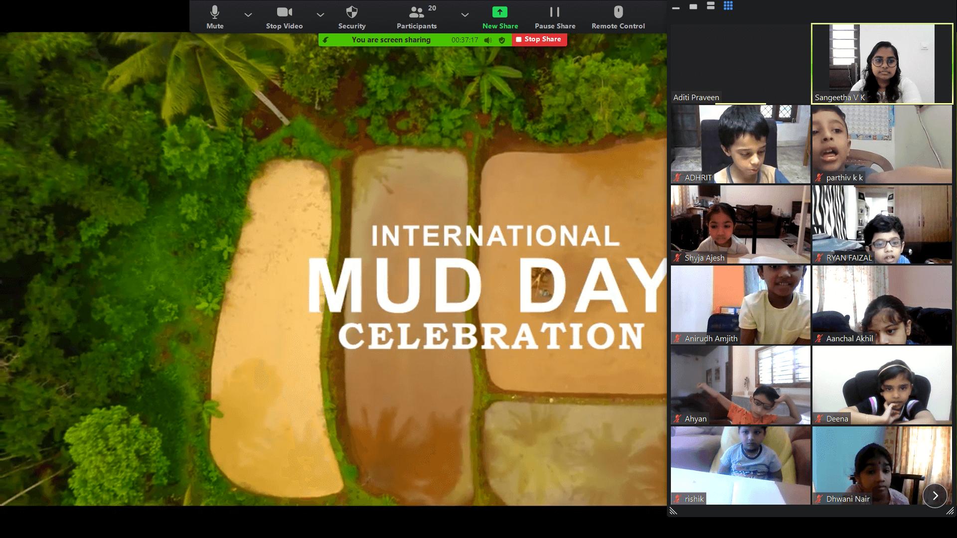 International Mud Day 2021